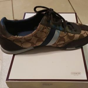 Coach Shoes - Coach sneakers